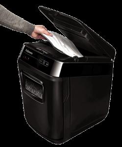 Destructora de papel Fellowes Automax - Automática